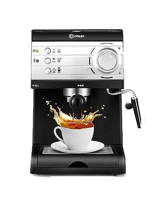 DTBA 850W / 1.5L / 20Bar Cafetera Espresso Eléctrica ...