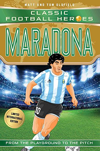 Maradona: Classic Football Heroes - Limited International Edition (Football Heroes - International Editions)