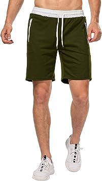 Pantalones Cortos Deportivos para Hombre, Pantalones de Hombre ...