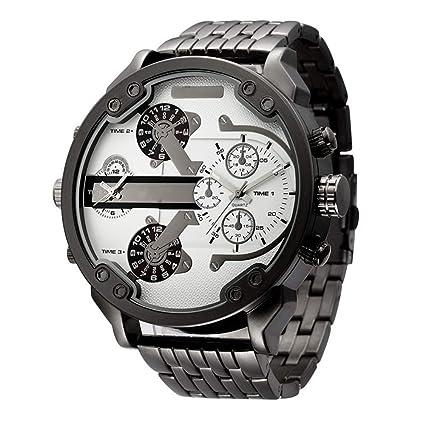 Mejor precio Reloj grande de gran tamaño para hombre, marca