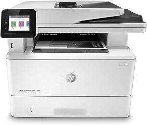 HP LaserJet Pro Multifunction M428fdn Laser Printer (W1A29A) (Renewed)