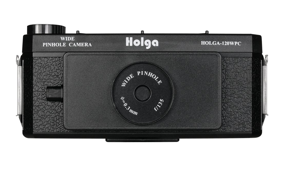 Holga 120 Wide Pinhole Camera by Holga