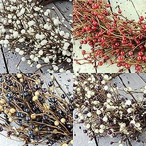 KMI International Mixed Berry Wreath 43