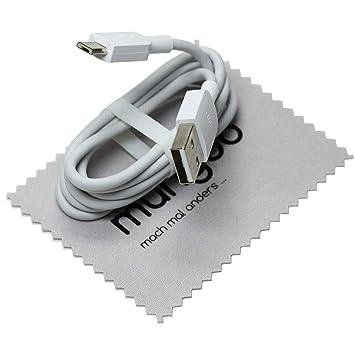 Cable de Datos para Huawei Original Cable de Carga Micro USB Huawei P10 Lite, P Smart 2019, P9 Lite, P8 Lite, P8lite 2017, Y3, Y5, Y6 Prime, Y7, Y9 ...