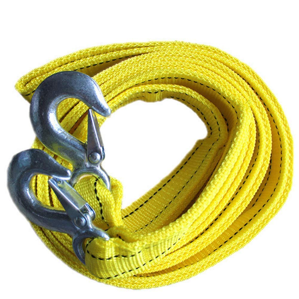 HDMI SM Strap-Style Tow Rope high Quality High Strength Tow Strap 4 Metre Long for Vehicles with Free Carry Case