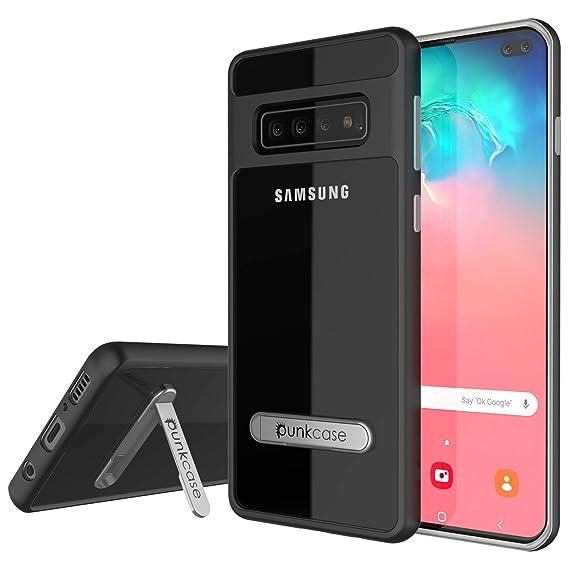Amazon com: Galaxy S10 Plus Case, PUNKcase [Lucid 3 0 Series] [Slim