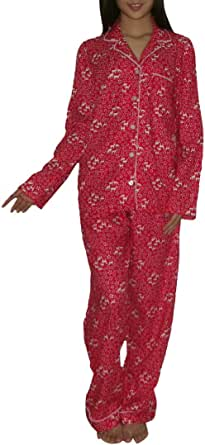 Victorias Secret pijama de invierno para mujer (2 piezas ...