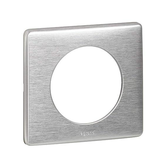 Legrand LEG98853 - Embellecedor placa de enchufe: Amazon.es: Bricolaje y herramientas