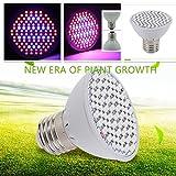 Cheap Staron 6W 106 LED Grow Lights, Indoor Plants Flower Veg Full Spectrum Lamp Growing Lights (White)