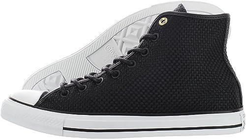 "Converse Men/'s Shoe/'s /""CTAS HI/"" Black//White//Black"