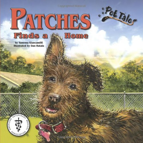 Download Patches Finds a Home - A Pet Tales Story (with audiobook CD) pdf epub