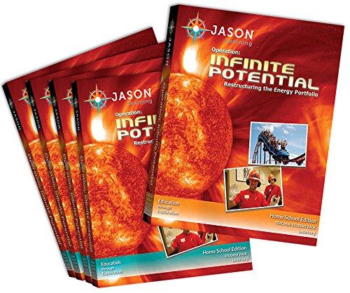 JASON Learning Infinite Potential – Energy – Home School Family Pack