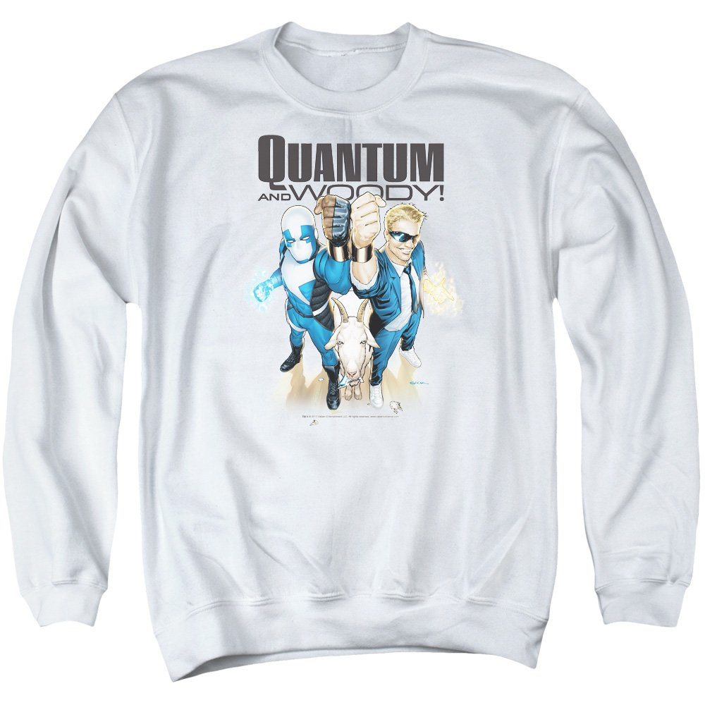 Quantum And Woody - Herren Sweater