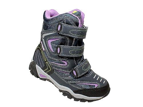 e3723625d4196e Super in Schuhe Kinder Winterstiefel Winterschuhe Stiefel Boots Warmfutter   Amazon.de  Schuhe   Handtaschen
