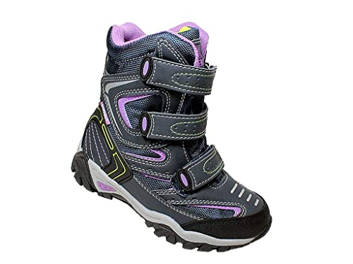 0905445f5d3b55 Super in Schuhe Kinder Winterstiefel Winterschuhe Stiefel Boots Warmfutter   Amazon.de  Schuhe   Handtaschen
