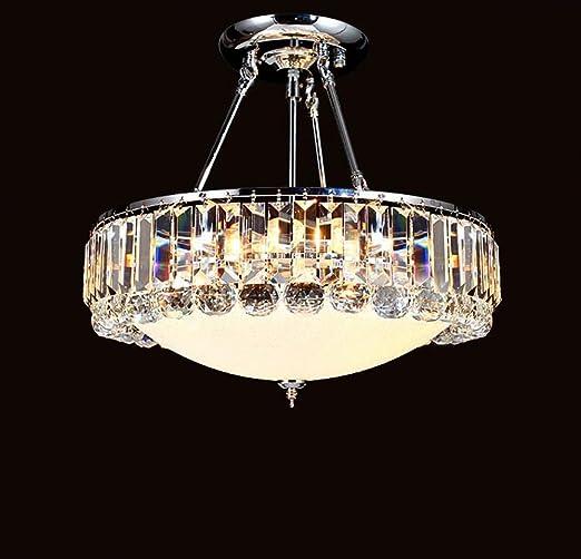 Lampada a cristallo classica del lampadario moderno semplice ...