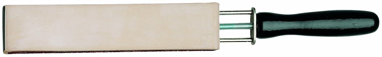 NC 9388 - Coramella filettata di tipo russo, 2 lati in pelle, 33 cm Merkur (Import)