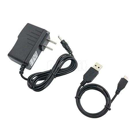 Amazon.com: FidgetGear - Cargador de pared con cable USB ...