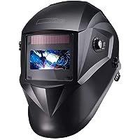 Careta Soldar Automatica, Tacklife PAH04D Casco de Soldadura 1/1/1/1 de Oscurecimiento Máscara de Soldadores Caretas…