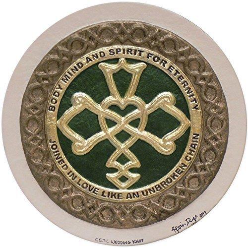 Amazon Celtic Wedding Knot Cast Paper Celtic Blessing