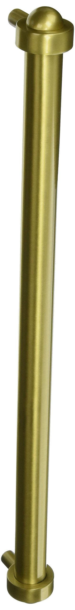 Allied Brass 402A-RP-BBR Refrigerator Pull, 18'', Brushed Bronze