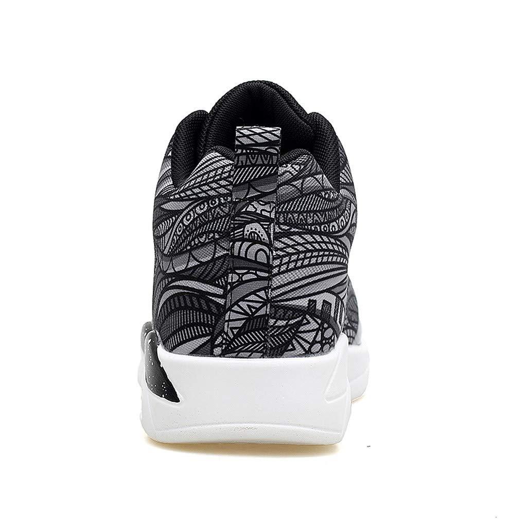 56576eee23972 Amazon.com: Men's Breathable Sneakers Mosunx Athletic Unisex ...