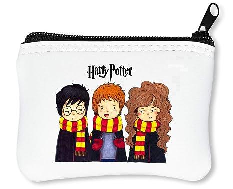 Harry Potter Animation Billetera con Cremallera Monedero ...