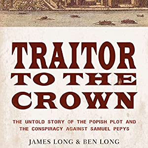 Traitor to the Crown Audiobook