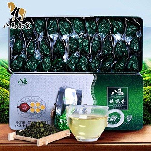 Chinese Oolong tea Tieguanyin tea Anxi tieguanyin tea Bama tea 250g 八马茶业安溪铁观音 613bQ0aYYkL