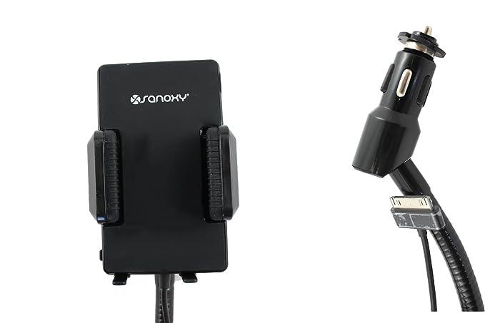 Amazon.com: SANOXY® Transmisor FM para coche para teléfonos ...