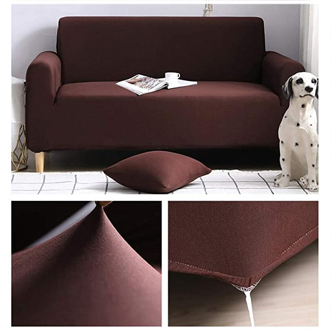 SOFA FURNITURE Elástico Cubiertas De Sofá, Simple ...
