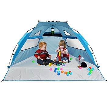 Easy Up Beach TentSun SheltersOdoland Superfast Automatic Pop Up Instant Portable Outdoors  sc 1 st  Amazon.com & Amazon.com: Easy Up Beach TentSun SheltersOdoland Superfast ...