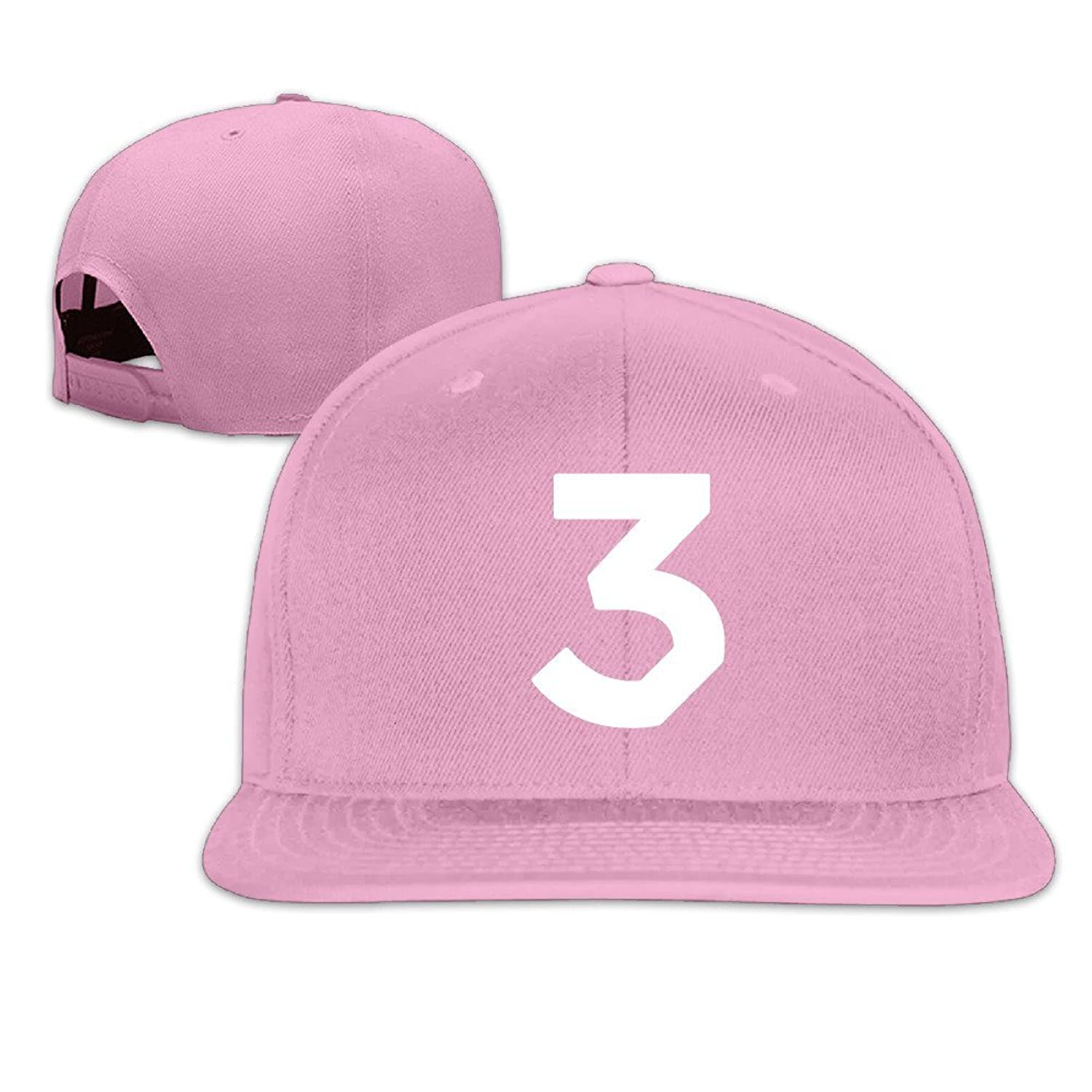 Coloring book chance the rapper hat - Amazon Com Chance The Rapper Coloring Book No 3 Six Panel Cap Pink Clothing