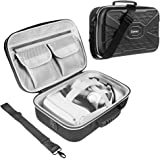 Esimen Hard Protective Travel Case for Oculus Quest 2 Carrying Case Controllers Accessories with Shoulder Strap, VR…