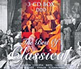 Classical Music : Best Of Classical [3 CD Box Set]