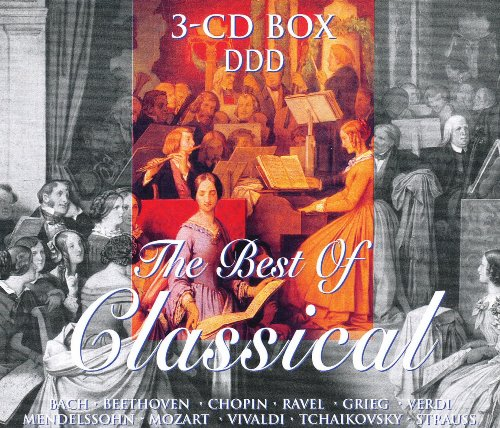 Best Of Classical [3 CD Box Set]