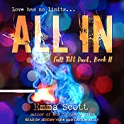 All In: Full Tilt Duet, Book 2 | Emma Scott