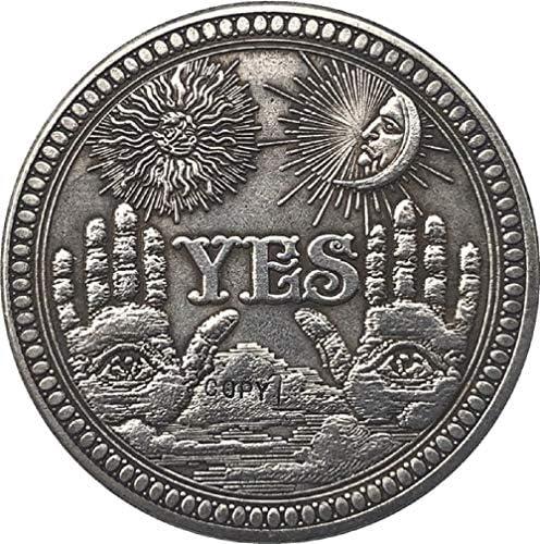 Chaenyu 36 Different Types Hobo Nickel USA Morgan Dollar Coin COPY-1921-D Decoration Souvenirs