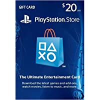 Gift Card Playstation Store 20$ UAE