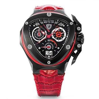 Amazon.com: Tonino Lamborghini 3020 Spyder Men's Chronograph Watch .