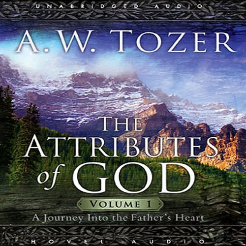 Attributes of God, Volume 1: A Journey Into the