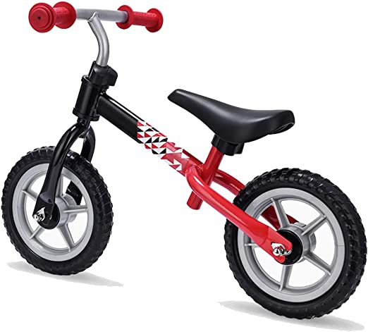 Bicicleta sin pedales Bici Neumáticos de Espuma de 10 Pulgadas ...