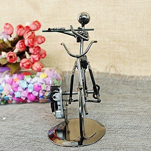 lll-musica para Flauta interpretato de bicicleta Metal Manualidades Adornos: Amazon.es: Hogar
