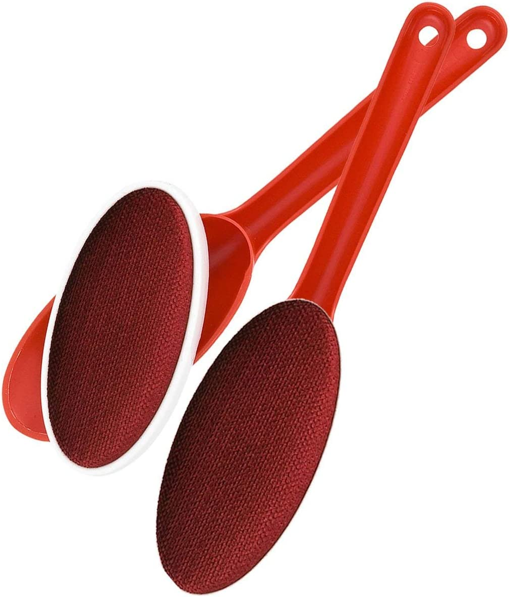 Brosse Anti-Peluches Set 2 Made in Italy Menax