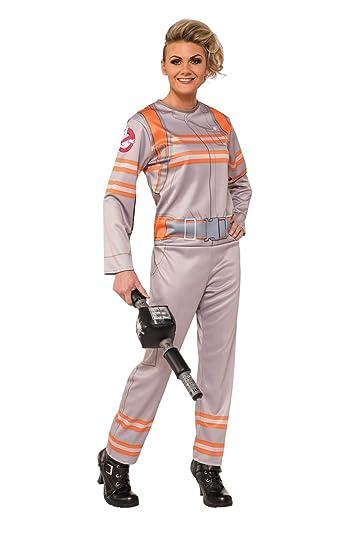 37b6c3e67de Amazon.com  Rubie s Costume Co. Women s Ghostbusters Movie Costume ...