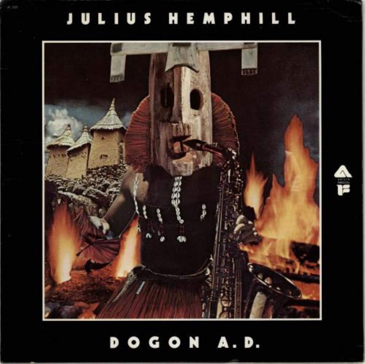 julius hemphill dogon ad