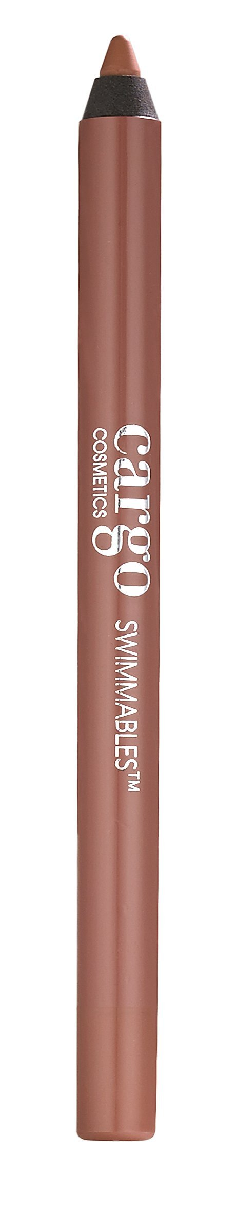 Cargo Cosmetics - Swimmables lip liner, Longwear, Water Resistant, Creamy, Smudge-proof, Canaria