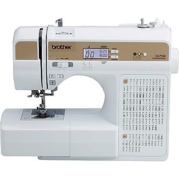 CS40 Brother 40 Stitch Computerized Sewing Machine Amazonca Beauteous Brother Computerized Sewing And Quilting Machine Hc7140