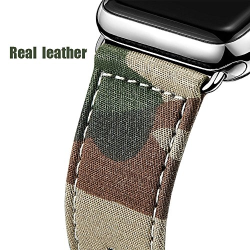 iwatch-band-38mm-watch-strap-clasp-fabric-canvas-nylon-camouflage-military-army-dark-green-olive-buc