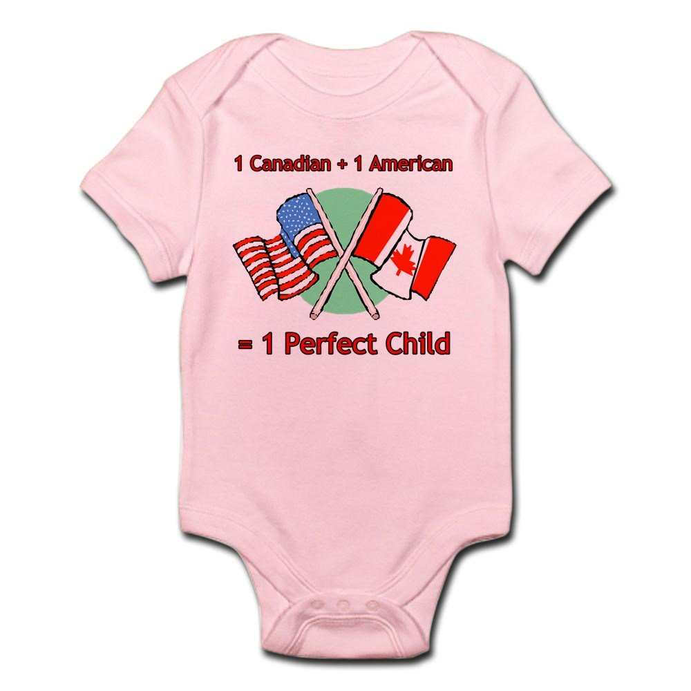 CafePress - How To Make The Perfect Child - Cute Infant Bodysuit Baby Romper